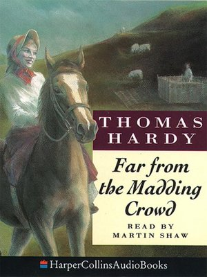 cover image of Far from the Madding Crowd