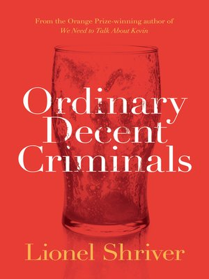 cover image of Ordinary Decent Criminals