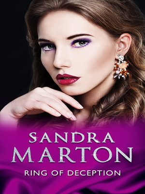 cover image of Ring of Deception