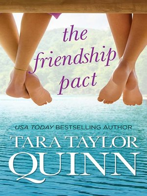 cover image of The Friendship Pact