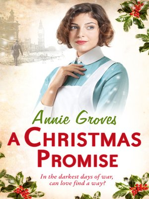 cover image of A Christmas Promise