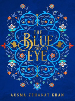 cover image of The Blue Eye