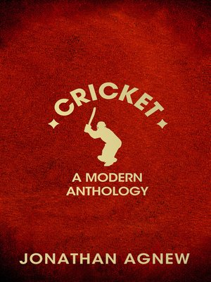 cover image of Cricket