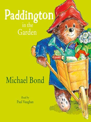 cover image of Paddington in the Garden