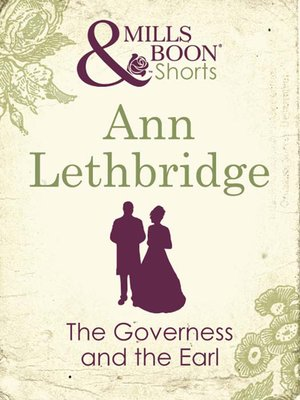 cover image of The Governess and the Earl