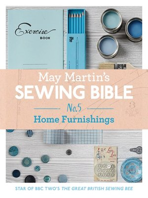 cover image of May Martin's Sewing Bible e-short 5