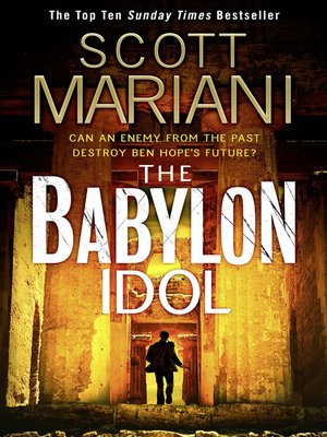 cover image of The Babylon Idol
