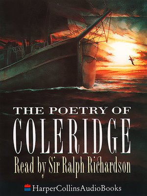 cover image of The Poetry of Coleridge