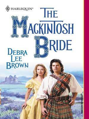 cover image of The Mackintosh Bride