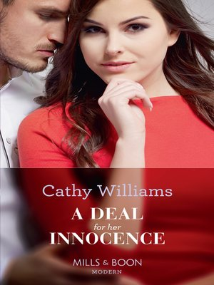 cover image of A Deal For Her Innocence