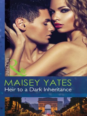 cover image of Heir to a Dark Inheritance