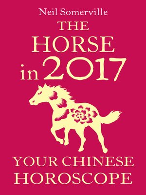 cover image of The Horse in 2017