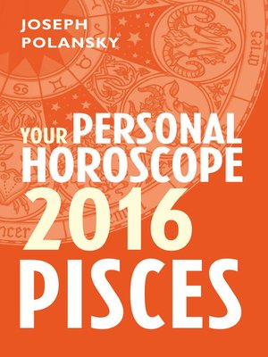 cover image of Pisces 2016