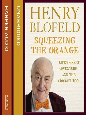 cover image of Squeezing the Orange