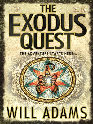 cover image of The Exodus Quest