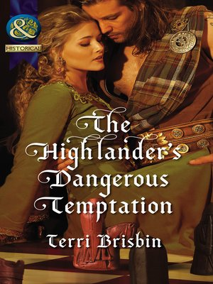 cover image of The Highlander's Dangerous Temptation