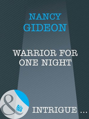 cover image of Warrior for One Night