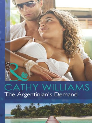 cover image of The Argentinian's Demand