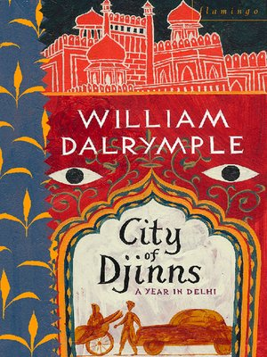 cover image of City of Djinns