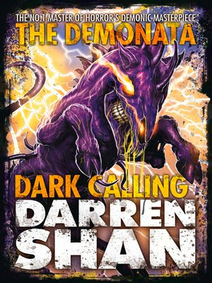 cover image of Dark Calling
