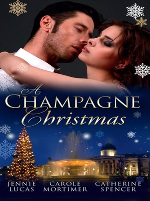 cover image of A Champagne Christmas