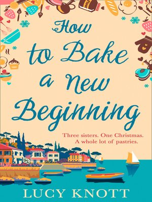 cover image of How to Bake a New Beginning