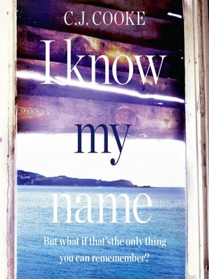 cover image of I Know My Name