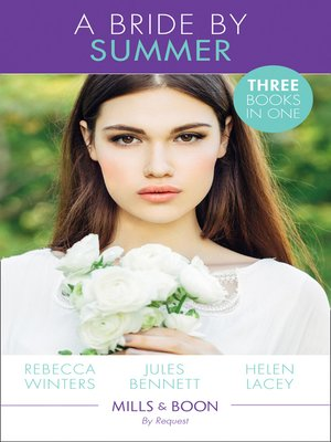cover image of A Bride by Summer
