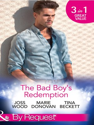 cover image of The Bad Boy's Redemption