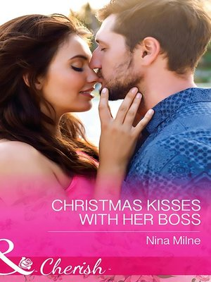cover image of Christmas Kisses With Her Boss