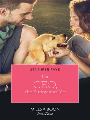 cover image of The Ceo, the Puppy and Me