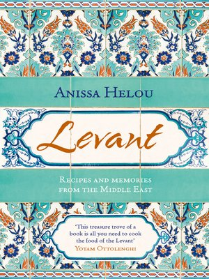 cover image of Levant