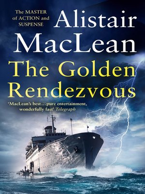 cover image of The Golden Rendezvous