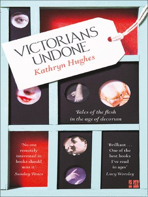 cover image of Victorians Undone