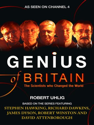 cover image of Genius of Britain