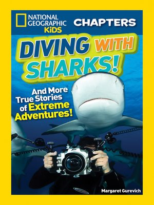 cover image of Diving With Sharks!