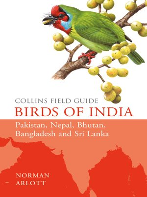 cover image of Birds of India (Collins Field Guide)