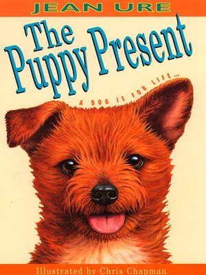 cover image of The Puppy Present (Red Storybook)