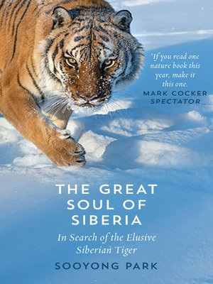 cover image of The Great Soul of Siberia