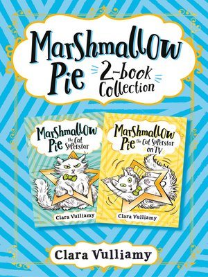 cover image of Marshmallow Pie 2-book Collection, Volume 1