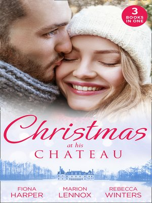 cover image of Christmas At His Chateau