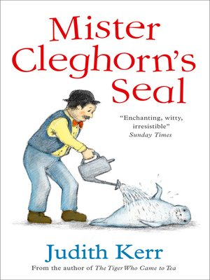 cover image of Mister Cleghorn's Seal