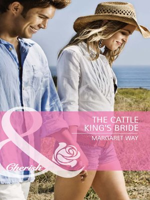 cover image of The Cattle King's Bride