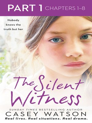 cover image of The Silent Witness, Part 1 of 3