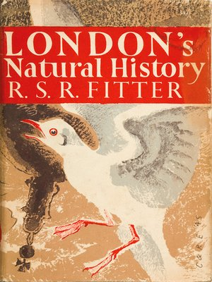 cover image of London's Natural History