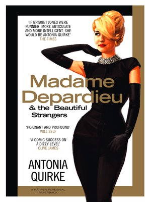 cover image of Madame Depardieu and the Beautiful Strangers