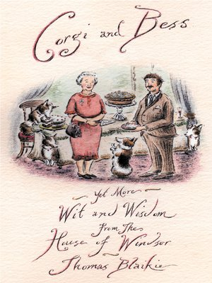 cover image of Corgi and Bess