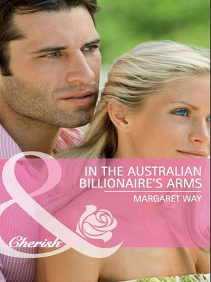 cover image of In the Australian Billionaire's Arms