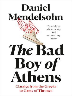 cover image of The Bad Boy of Athens