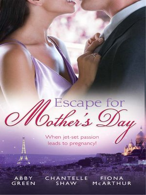 cover image of Escape for Mother's Day